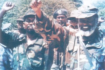 The liberation struggle