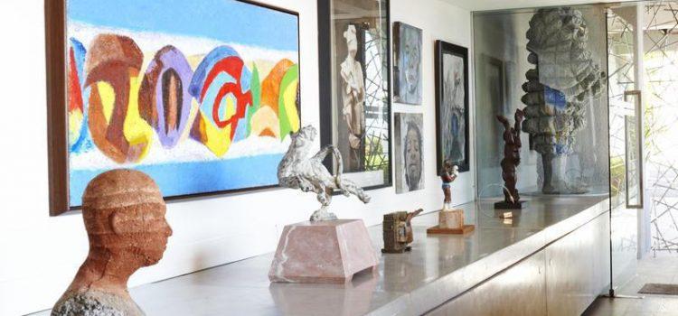 Ellerman House Art