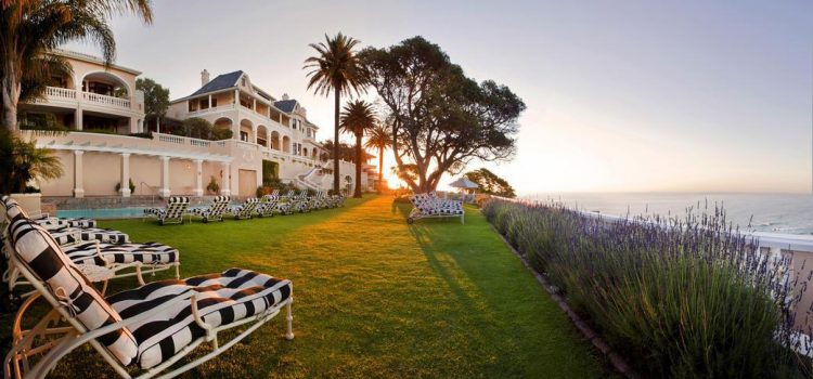Ellerman House & Rovos Rail