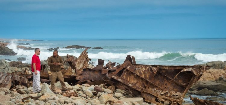 The Victims of the Namibian Coastline