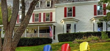 Harbour Cottage Bed and Breakfast Inn