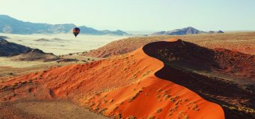Natural Marvels in Namibia